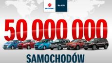 Suzuki Motor Corporation odnotowało niedawno globalną, skumulowaną sprzedaż samochodów na poziomie 50 […]