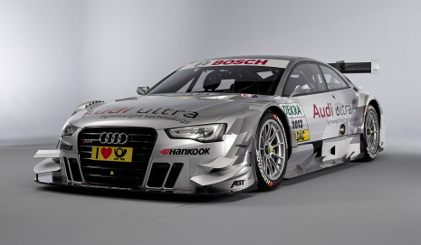 Weltpremiere in Genf: Audi RS 5 DTM