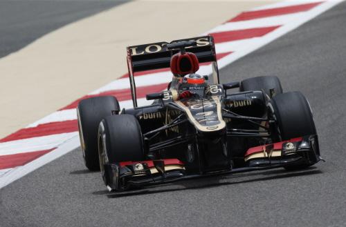 2013 Bahrain Grand Prix - Saturday