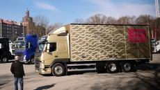 Kampania Papparazzi, przedpremierowy drogowy pokaz nowego Volvo FM, zaangażował w 18 krajach […]