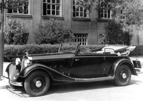 Zwei Audi-Jubilaeen bei der Techno Classica