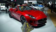 Jaguar F–Type otrzymał prestiżowa nagrodę World Car Design 2013. Została ona przyznana […]