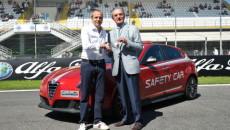 Alfa Romeo została sponsorem toru wyścigowego Monza. Porozumienie w tej sprawie zostało […]