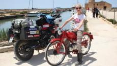 """Trwa trzeci tydzień wyprawy """"Włochy od podeszwy"""" realizowanej przez Anię Jackowską, podróżniczkę, […]"""