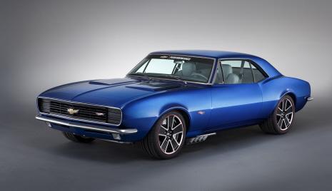 1967 Camaro Hot Wheels Concept