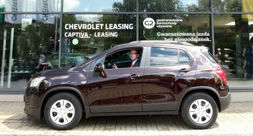 Chevrolet 1Trax-286057