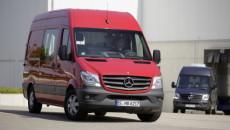 Mercedes-Benz Sprinter użyczył swojej nazwy całej klasie dużych aut dostawczych o masie […]