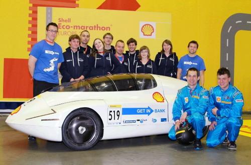 Shell Eco - Marathon