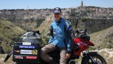 """Ania Jackowska, podróżniczka i autorka dwóch książek """"Kobieta na Motocyklu"""" i """"Samotnie […]"""