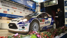 Michał Sołowow i Sebastian Rozwadowski (Ford Fiesta RRC) zajęli 6 miejsce w […]
