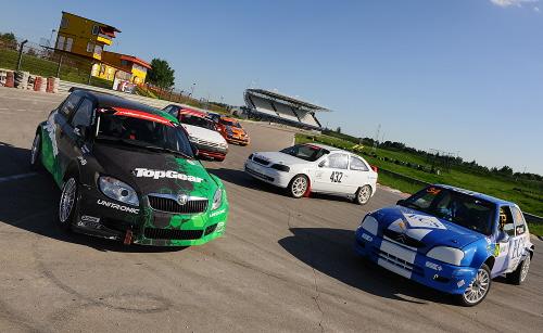 Rallycross Cup - foto prasowe - copyright free
