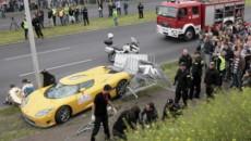 Dziewiętnaście osób, w tym cztery ciężko, zostało rannych podczas Gran Turismo Polonia […]
