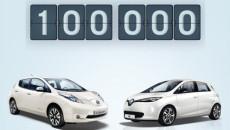 Samochody elektryczne Renault i Nissan przejechały około 841 milionów kilometrów w trybie […]