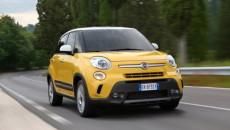 Fiat zaprezentował w dzielnicy Zona Tortona w Mediolanie samochody 500L Living i […]
