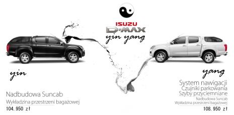 Isuzu Yin Yang