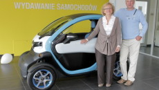 Renault Alcar z Olsztyna wydaje pierwszy zakupiony w Polsce pojazd elektryczny Twizy. […]