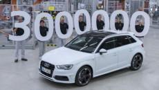 Z taśmy produkcyjnej zjechało właśnie trzymilionowe Audi A3. Sukces serii rozpoczął się […]