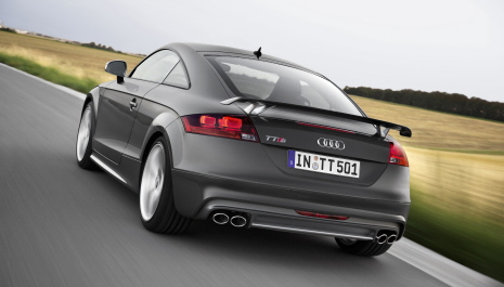Audi TTS Coup  competition