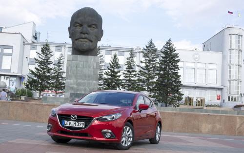 Mazda 4_Route3