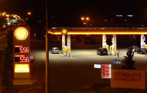 Shell 123_Warszawa