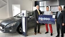 W salonie Lion Motors w Piasecznie miała miejsce uroczystość wydania klientowi 20- […]