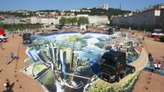 Plac Bellecour w Lyonie, zamienił się w niezwykłe widowisko. Powstało tam bowiem […]