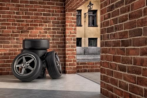 BS_wheels tyres storage
