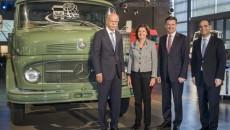 Fabryka Mercedes-Benz w Wörth świętuje 50-lecie uruchomienia produkcji ciężarówek. Pierwszy taki pojazd […]