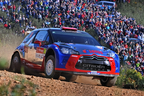 WORLD RALLY CHAMPIONSHIP 2013 - WRC RALLY PORTUGAL