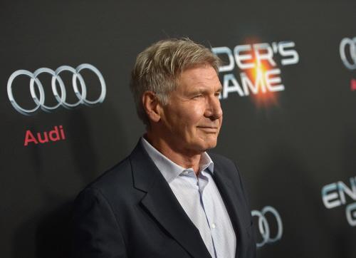 Harrison Ford im Sci-Fi Audi