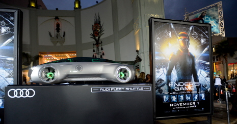 Ender's Game Premiere