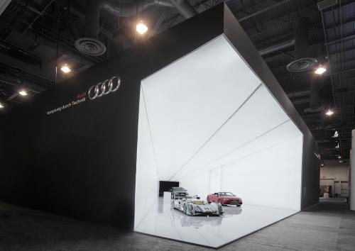 Bestes Kommunikationsdesign: Red Dot-Ehrenpreis fuer Audi