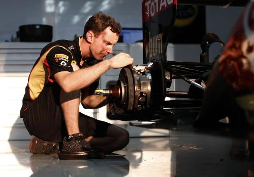 2013 Indian Grand Prix - Thursday