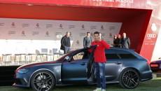 Audi i Real Madryt świętują dziesięciolecie partnerstwa. W związku z tym, koncern […]