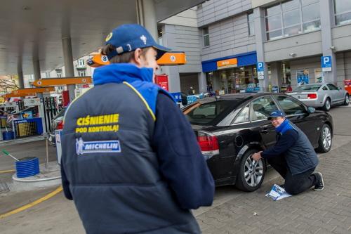 Michelin Akcja Cisnienie pod kontrola
