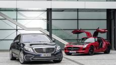 Dwie wystawy, dwie potężne maszyny: Mercedes-AMG prezentuje modele S 65 AMG i […]