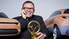 """Główny Stylista Hyundai Motor Group, Peter Schreyer uhonorowany został nagrodą """"Złota Kierownica […]"""