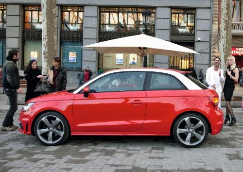Autofahrer in Deutschland vertrauen Audi
