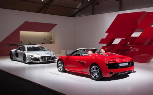 Audi auf der Design Miami/ 2013