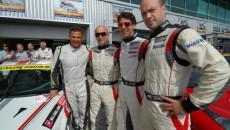 W swoim szóstym starcie w wyścigu 24H Dubai, pierwszych w tym sezonie […]