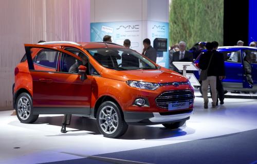 Ford in Frankfurt 2013 Tim Bishop/Ford of Europe