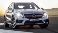 Podczas targów North American International Auto Show Mercedes-AMG zaprezentuje model GLA 45 […]