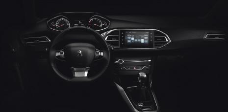 Peugeot i - Cockpit