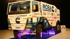 Pięć wyścigowych ciężarówek i dwa pojazdy serwisowe na oponach Goodyear już za […]