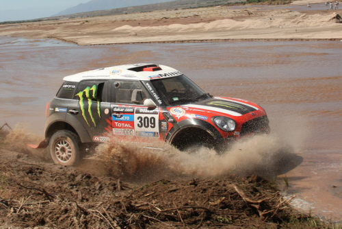 DAKAR 2014: ARGENTINA-BOLIVIA-CHILE