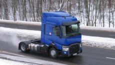 Jeden z pierwszych samochodów nowej gamy Renault Trucks – ciągnik siodłowy T […]