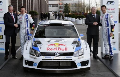 WRC Kick-off 2014