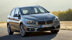 Nowe BMW serii 2 Active Tourer, które zostanie pokazane podczas salonu samochodowego […]