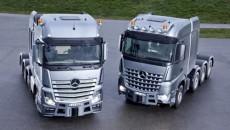 Mercedes-Benz Trucks kompletuje paletę swoich pojazdów ciężarowych: nowe ciągniki do transportu ciężkiego […]