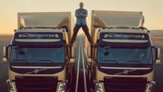 """Będący zapisem testu na żywo film Volvo Trucks pt. """"The Epic Split"""", […]"""